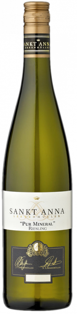 Sankt Anna Pure Mineral Riesling